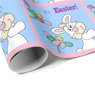 It's an Easter Bunny Wrapping Paper