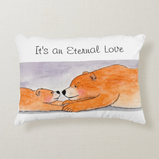 It's an Eternal Love Decorative Pillow