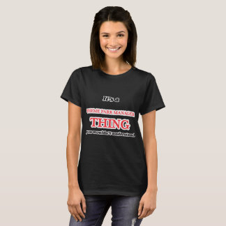 It's and Theme Park Manager thing, you wouldn't un T-Shirt