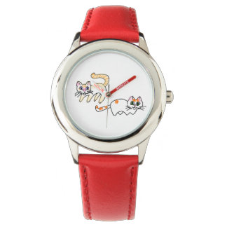 It's Baker and Lance on a watch! Wristwatch