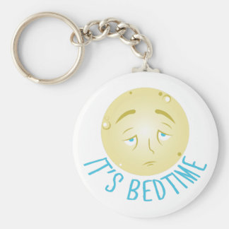 Its Bedtime Keychain