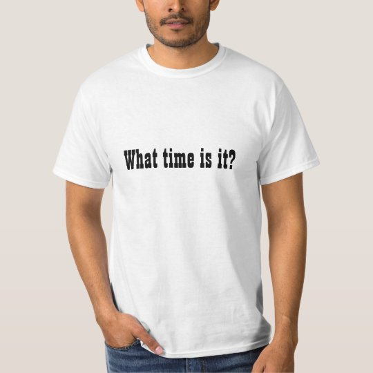 It's beer time T-Shirt