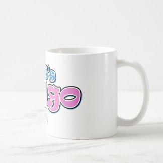 It's Bingo TIme Coffee Mug