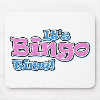 It's Bingo TIme Mouse Pad