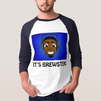 It's Brewster! Avatar Logo Shirt