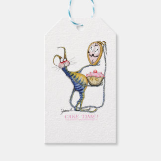 it's cake time, tony fernandes gift tags