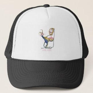 it's cake time, tony fernandes trucker hat