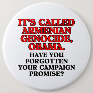 It's called Armenian genocide, colossal button