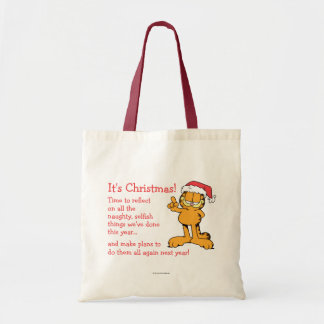 It's Christmas! Budget Tote Bag