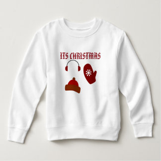 Its Christmas Toddler Sweater