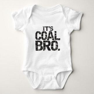 IT'S COAL BRO.jpg Baby Bodysuit