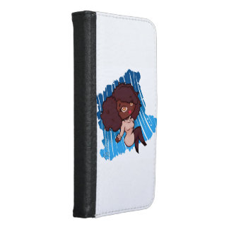 It's Cold Outside, Guys S6 Phonecase Samsung Galaxy S6 Wallet Case