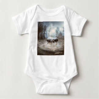 its coming baby bodysuit