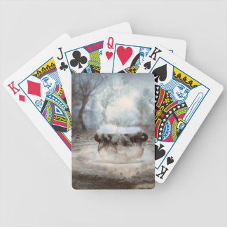 its coming bicycle playing cards