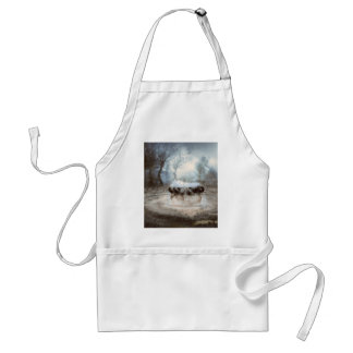 its coming standard apron