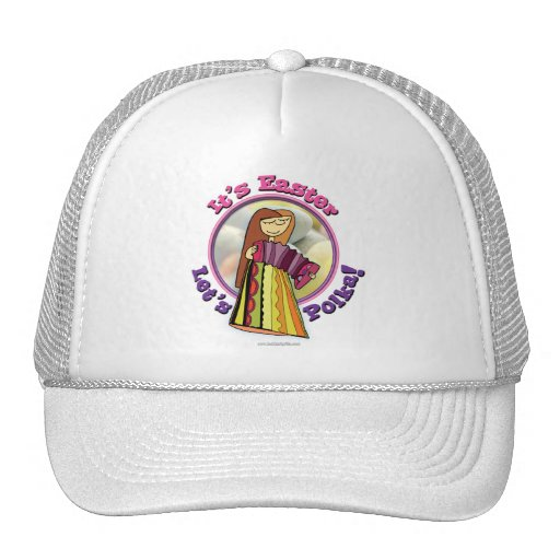 It's Easter... Mesh Hats