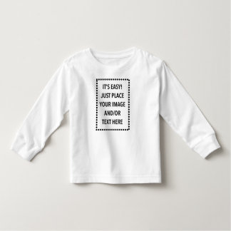 It's Easy! Place your image and/or text here. Toddler T-shirt