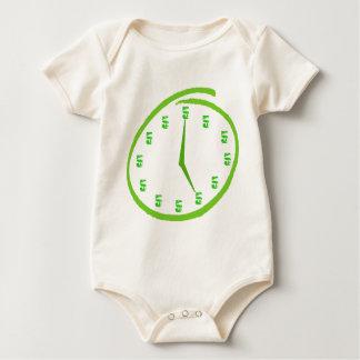 It's Five O'Clock Somewhere Baby Bodysuit