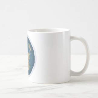 It's Flat.  No, Really. Coffee Mug