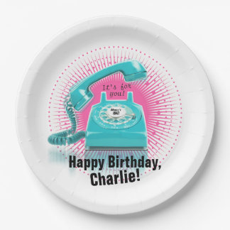 It's for You! Party Plate