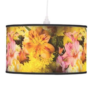 It's Full Of Flowers Pendant Lamp