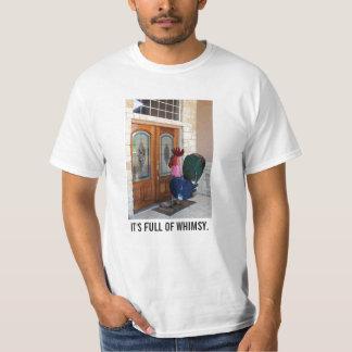 It's full of whimsy. T-Shirt