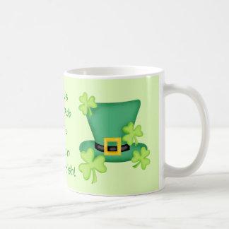 Its Fun being Irish St. Patrick Business Promotion Coffee Mug