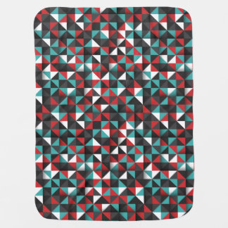 It's Genius Geometric Baby Blanket