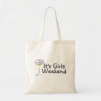 Its Girls Weekend Martini