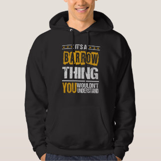 It's Good To Be BARROW Tshirt