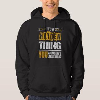 It's Good To Be HAYDEN Tshirt