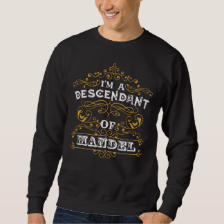 It's Good To Be MANDEL T-shirt