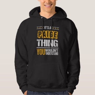 It's Good To Be PAIGE Tshirt