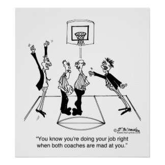 It's Good When Both Coaches Hate You Poster
