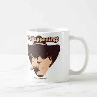 It's Happening!   11 oz Classic White Mug