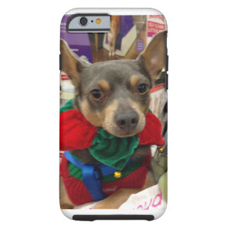 It's hard to be tough in ruffles! phone case
