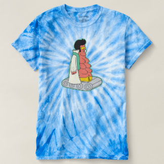 It's Him Tye Dye T-shirt