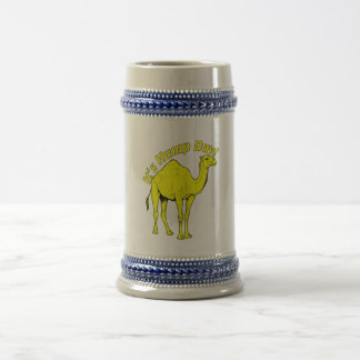 It's Hump Day Beer Stein