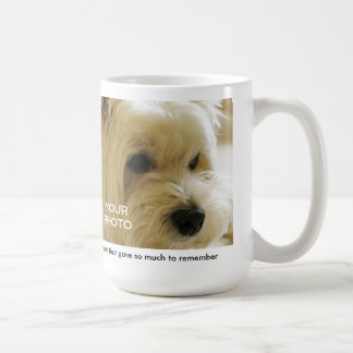 It's Impossible Pet Memorial Mug