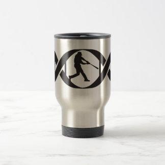 It's In My DNA - Baseball Travel Mug
