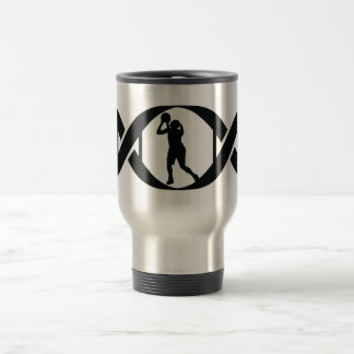 It's In My DNA - Basketball Travel Mug