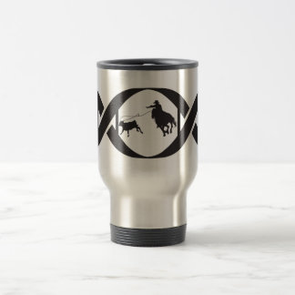 It's In My DNA - Rodeo Travel Mug
