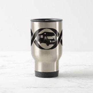 It's In My DNA - RVing / Motorhome Travel Mug