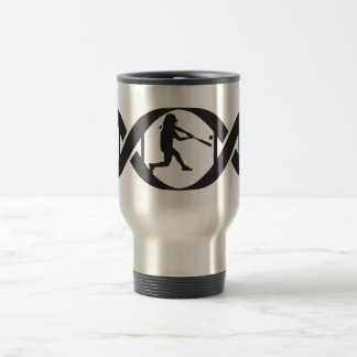 It's In My DNA - Softball Travel Mug