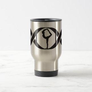 It's In My DNA - Yoga Travel Mug