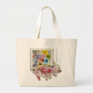 It's in the Eyes Tote