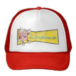 It's Intermission Time - Pop Corn and Refreshments Mesh Hat