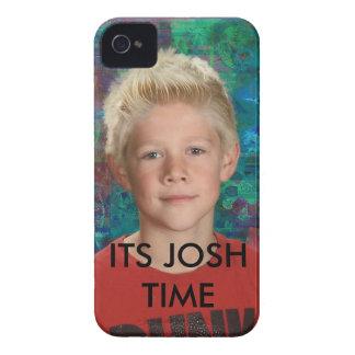 It's Josh time phone case