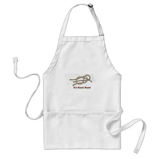 It's Knot Hard - Multiple Items Standard Apron