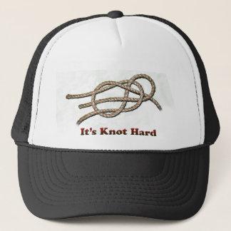 It's Knot Hard - Multiple Items Trucker Hat